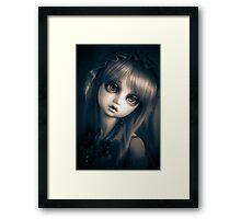 °Anais° Framed Print