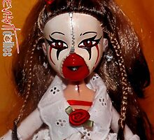 Zipper Face by deviantdolls