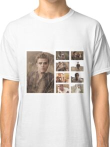 Paul Wesley grass photoshoot Classic T-Shirt