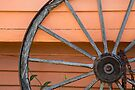Old Wheel by diggle
