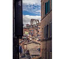 Siena Landscapes Photographic Print