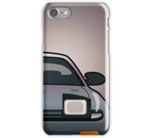 Modern Japanese Icons Series Toyota Celica  GT-Four All-Trac Turbo ST185 (Split) iPhone Case/Skin