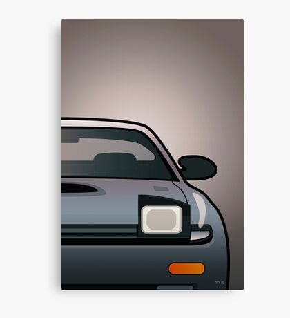 Modern Japanese Icons Series Toyota Celica  GT-Four All-Trac Turbo ST185 (Split) Canvas Print