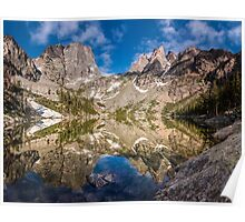 Emerald Lake, Rocky Mountain National Park Poster