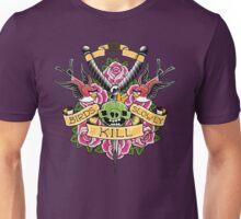 Birds kill slowly Unisex T-Shirt