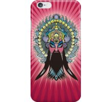Chinese Beijing Opera iPhone Case/Skin