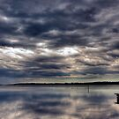 Tuggerah Lake HDR by kristie penny