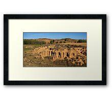 The Prairie Framed Print