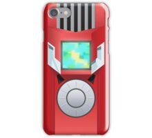 Xros Loader - Taiki iPhone Case/Skin