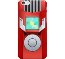 Xros Loader - Tagiru iPhone Case/Skin