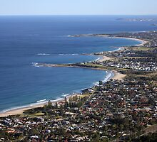 Sublime Point Lookout by ©Josephine Caruana