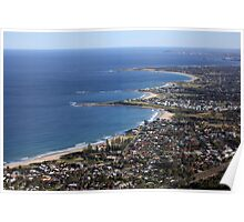 Sublime Point Lookout Poster
