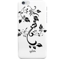 Nature of the modern phone iPhone Case/Skin