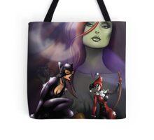 Gotham Sirens Tote Bag