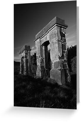 the guardians, stanley. northwest tasmania. by tim buckley | bodhiimages