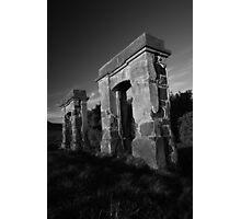 the guardians, stanley. northwest tasmania. Photographic Print