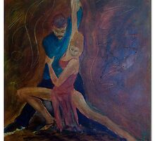 Tango ( II )  by Clint Smith
