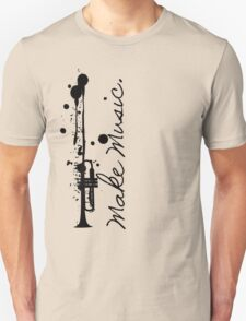 Make Music (Trumpet) T-Shirt