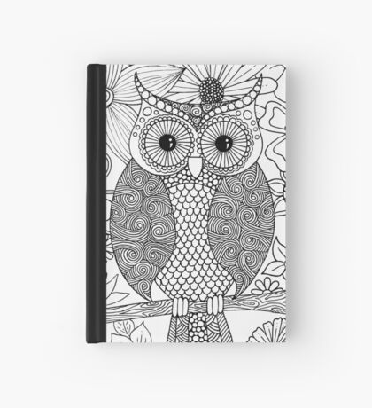 Who Gives a Hoot? Hardcover Journal