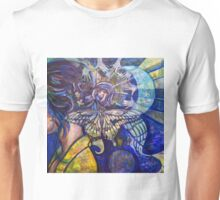 Moonlight Flight Unisex T-Shirt