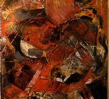 A bit messy, a bit beautiful, a bit like life by Stella Maria Kotsaki