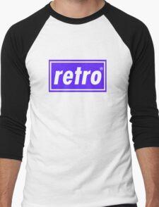 Retro - Blue T-Shirt