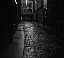Dublin in Mono: This Way Down by Denise Abé