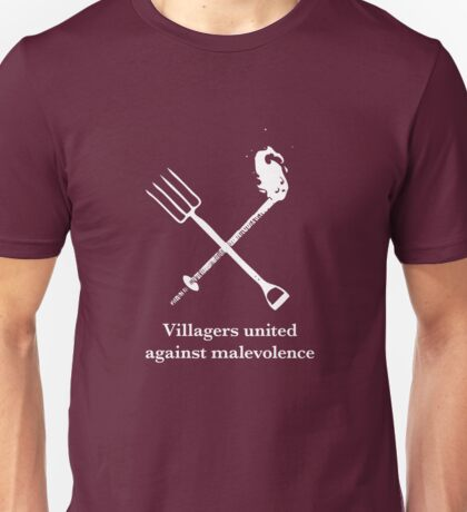 Villagers united Unisex T-Shirt