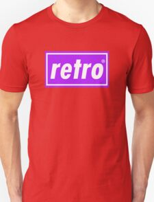 Retro - Purple T-Shirt