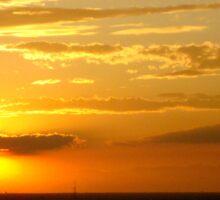 A Golden Setting Sun  ^ Sticker