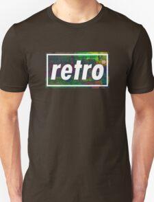 Retro - Multicoloured T-Shirt