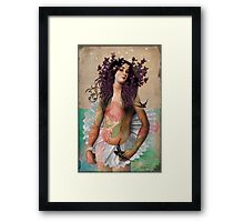 Portrait 06 Framed Print