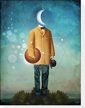 Mr. Universe by Catrin Welz-Stein