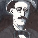 James Joyce by Dinah Stubbs