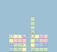 Tetris - We all make mistakes Unisex T-Shirt