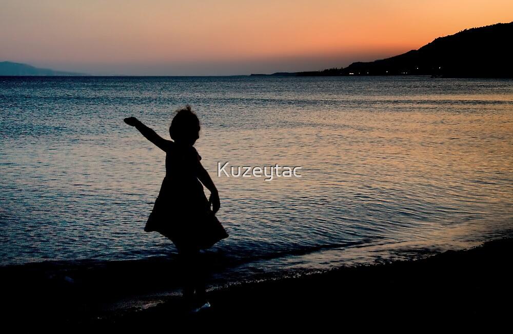 Little Balerina by Kuzeytac