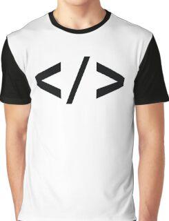 Web code Graphic T-Shirt