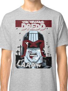 The walking dredd - original Classic T-Shirt