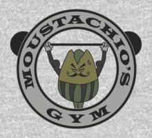 Moustachio's GYM by chrisgchadwick