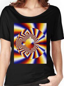Vivid Mandelbrot Women's Relaxed Fit T-Shirt