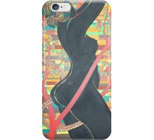 Forbidden Fruit: The Fall of Eve In The Garden Of Eden iPhone Case/Skin