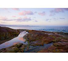 Sunset at Horseshoe Bay I Photographic Print