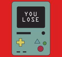 BMO Says You Lose Kids Tee