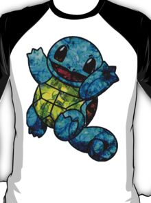 Bubble-y Squirtle T-Shirt