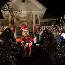 Dyker Heights Lights by Dave Bledsoe