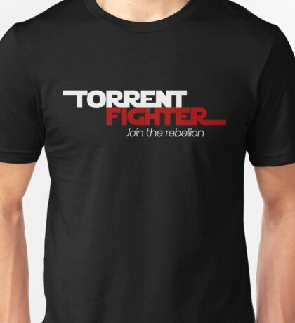 TORRENT FIGHTER Unisex T-Shirt