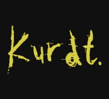 Kurdt. by BostonTeeParty