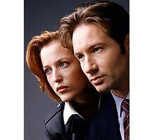 The X Files - #1 Photographic Print