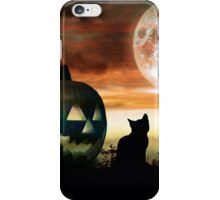 Black Magic Moon iPhone Case/Skin