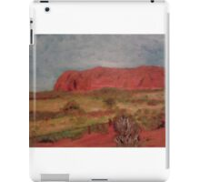 Ayers Rock iPad Case/Skin